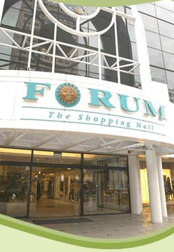 Forum The Shopping Mall?