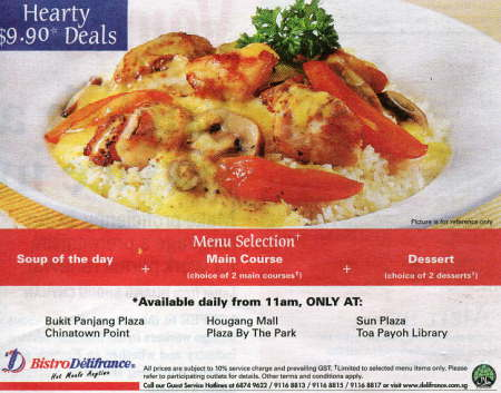 Delifrance Hearty $9.90 Deals