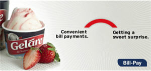 Citibank Bill-Pay Sweet Treats