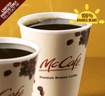 McDodald's McCafe Coffee: FREE on Week Days till Oct 21, 2009