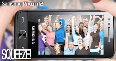 "Submit a ""crowded"" photo and win Samsung Pixon12"