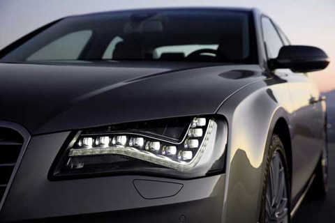It also has full LED headlights,