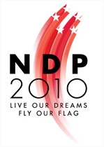 ndp 2010 logo