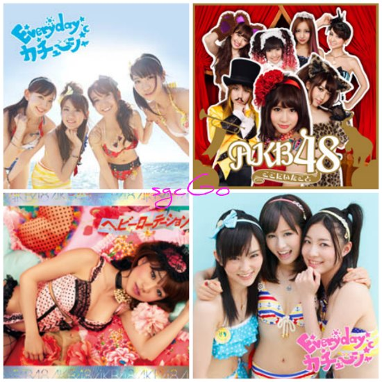 AKB48 Cover Photos