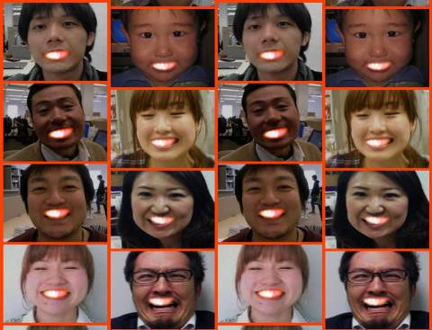 Japanese Fashion: LED Lights for Teeth