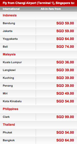 Air Asia World's Best Ever Sale