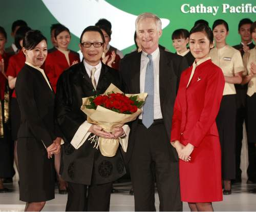 PHOTOS: Cathay Pacific's 10th Uniform - sgcGo