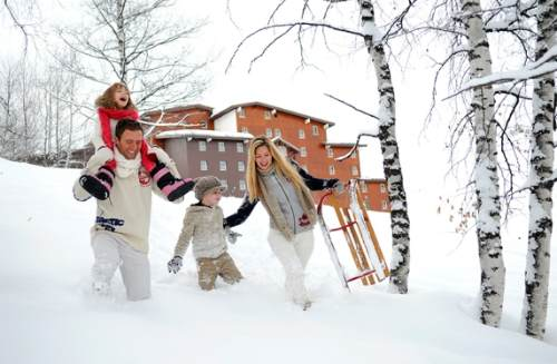 Club Med Snow Package