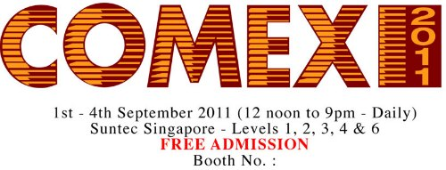 Comex 2011 IT Show Highlights