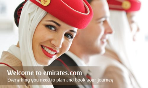 Emirates Online Booking