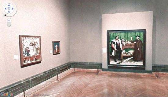 Explore World Famous Paintings & Museums at Home