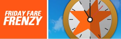 Jetstar's 72 Hours Fare Frenzy! Ends 7 March 2011