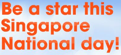 Jetstar contest: Win a $100 voucher! [national day 2011]