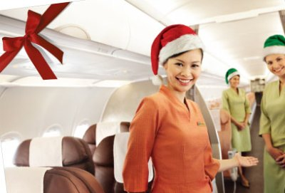 Win a trip to any SilkAir destination of your choice!