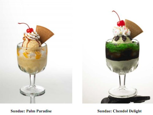 Sundae from Swensen's