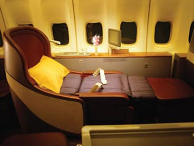 10 Best First Class Airline Seats in the World