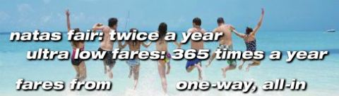 Tiger Airways NATAS 2011 Promotion