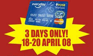 Carrefour Singapore Supermarket 3 Days Promotion Starting 18 April