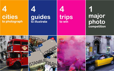 Get Your Travel Photos on the Cover of the Lonely Planet