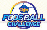 Tiger Foosball Challenge: $20,000 in Prizes