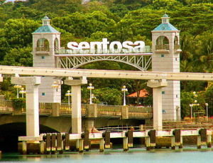Resorts World at Sentosa in 2010