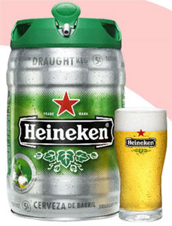 Win 3 Kegs of Heineken! By Oct 31 2008