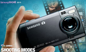 Win Samsung innov8 8 Megapixel Camera Phone