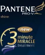 Get FREE Sample of Pantene Latest Hair Product: 3 Minute MIRACLE Treatment