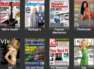 How to Get FREE Online Magazine Like Men's Health, Elle, Viv, …
