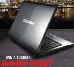 Win Toshiba Satellite M300 Laptop