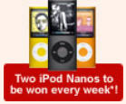 DBS: Stand to Win An iPod Nano & iMac
