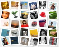 Collages from your Photos as Wallpapers