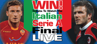 Italian Football Final: Win 2 Pairs of Tickets Worth S$1,000