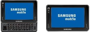 Samsung Mondi: the first WiMax 'Mobile Internet Device' (w/ Video)