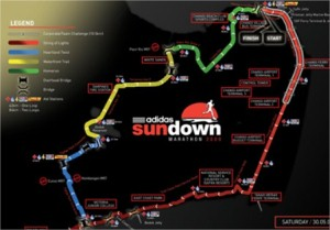 Adidas Sundown Marathon: May 30 2009
