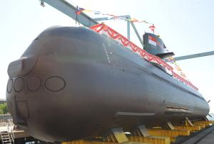 Singapore Launched First Archer-class Submarine