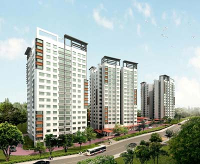 HDB BTO: Limbang Green and Buangkok Vale (Photos) ��� sgcGo