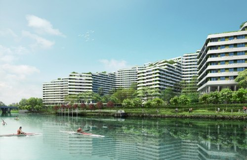 BTO: Punggol Waterway Terraces, Sengkang Fernvale Foliage, Rivervale ARC