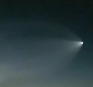 Video: UFO at A China Airport?