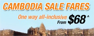 Jetstar Cambodia Sale Fares till July 8 2010