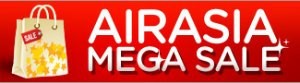 Air Asia Mega Sale till August 10 2010