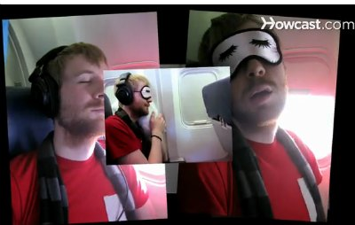 Video: How to Actually Get Some Sleep on a Plane