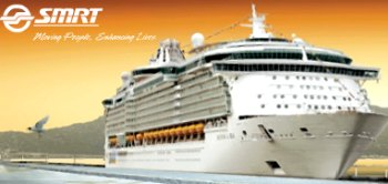 Dream Cruise w/ SMRT: win a Royal Caribbean 10D7N Mediterranean fly-cruise for 2 &amp; $2,000 cash