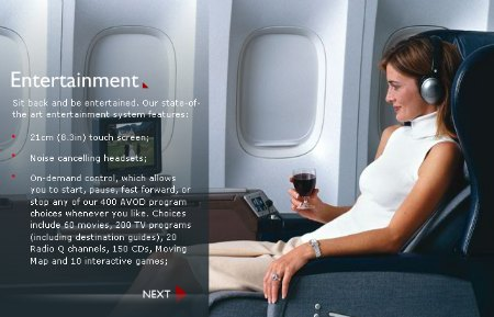 Qantas First and Business Class Deals till 10 Nov 2010