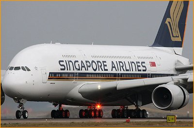 Singapore Airlines to offer inflight Wifi in 2011