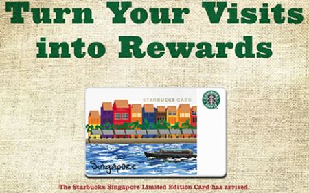 Starbucks Card: Turn Your Visits into Rewards