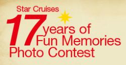 Star Cruises contest: win A Year-Long 4-Cruise Vacation For 2 [till 31 Oct 2010]