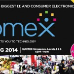 COMEX 2014 Singapore IT Show: 28-31 August; Check Out Google Glass!