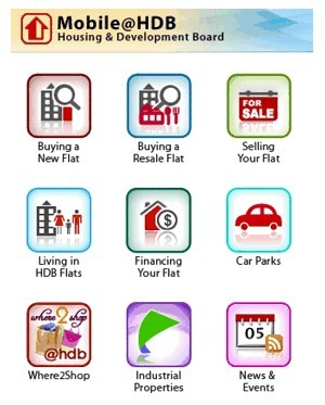 Don't Miss the Convenient Mobile @ HDB Services