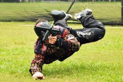 3 Places for Paintball Games in Singapore